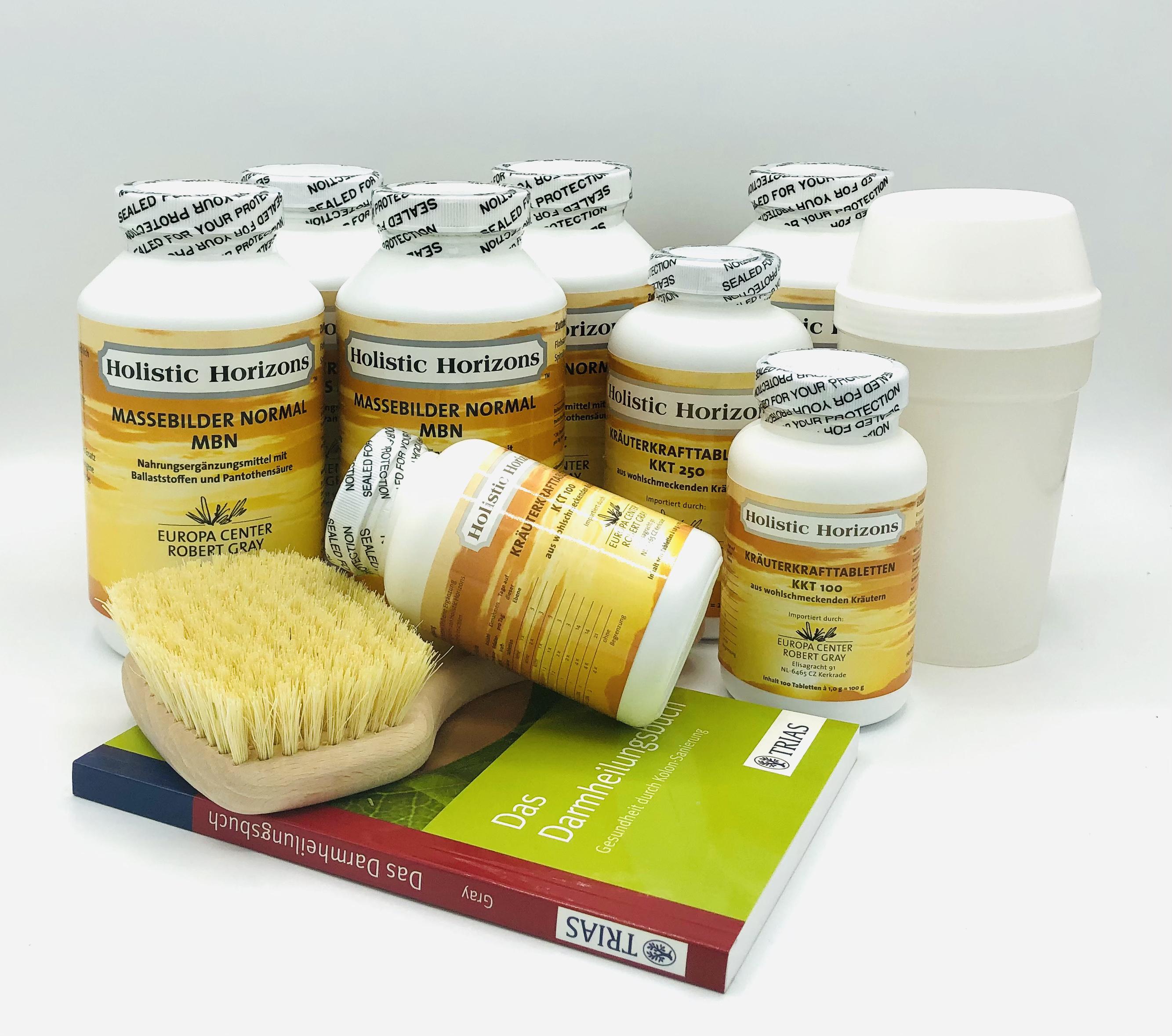 Robert Gray® Gesamtpack NORMAL + Buch + Shaker